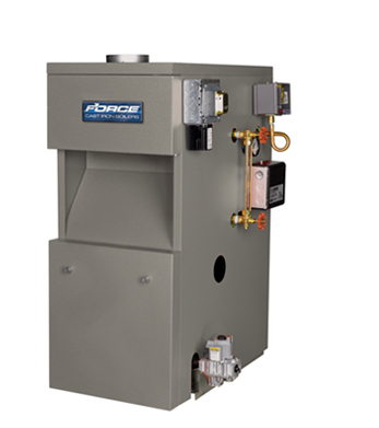 Force Cast Iron Boilers