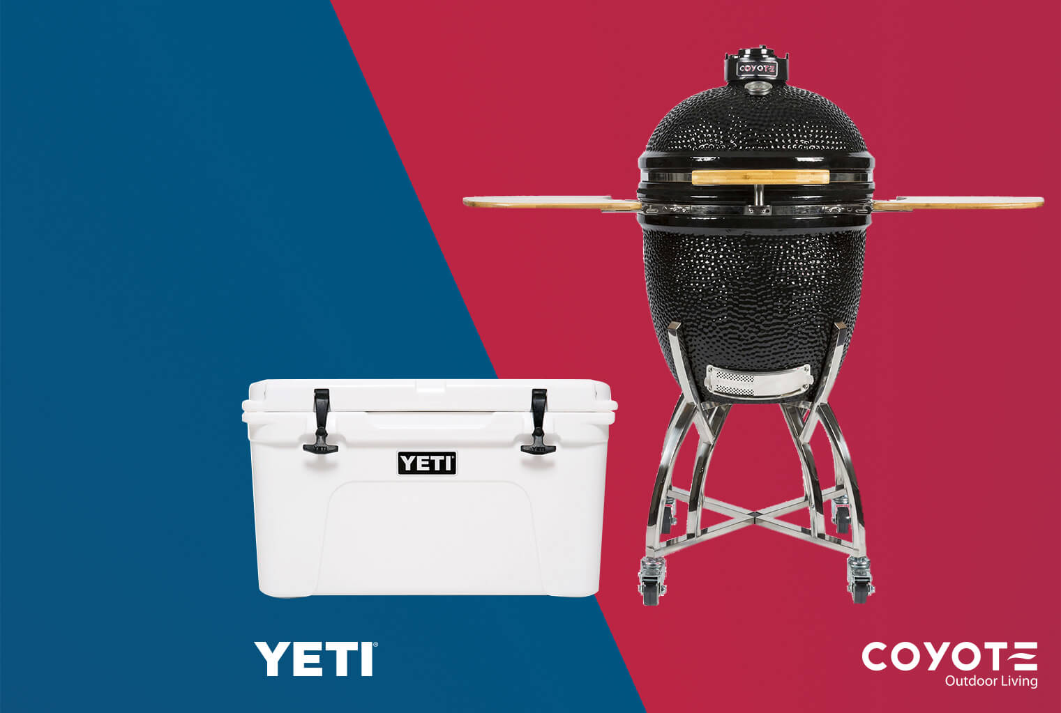 YETI Cooler Prize Pack!